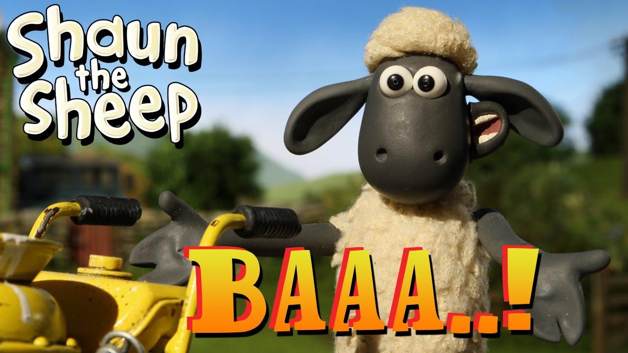 Shaun the Sheep - BAAAAAAA-OMETER!! - YouTube