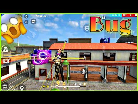 Free Fire Góc Bug bất tử Huấn luyện Troll địch khóc thét 🤣   Top 2 Bug And Trick Free Fire
