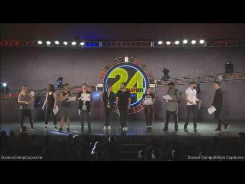 24 Seven Dance Convention 2017 Glendale, AZ - Closing Show