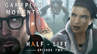 Half-Life 2: Episode 2 - Gameplay Moments