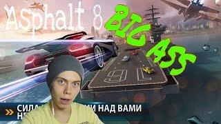 видео Asphalt 8: На взлёт