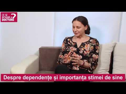 Psiholog Melania Bratu: Dependențele și Stima De Sine