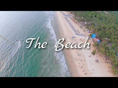 The Best Beach Vacation- Udupi (GoPro)