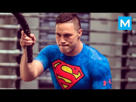 Joseph Parker Boxing Training Highlights | Muscle Madness