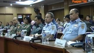 Perpanjangan Nota Kesepahaman BKKBN dengan TNI