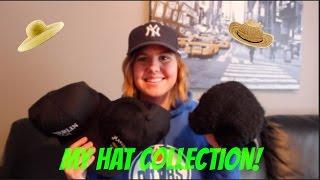 My Hat Collection!⎮Kelsey Bodnar
