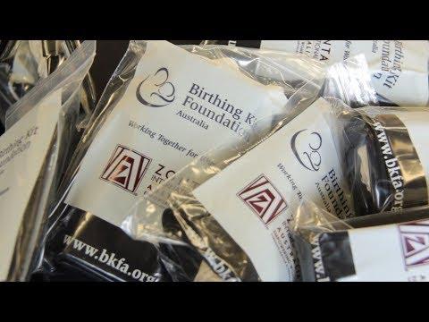 Zonta Birthing Kit Day 2017
