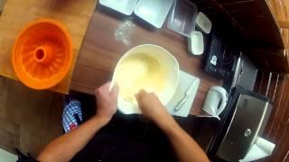 Ako Pečieme Bábovku  / How We Bake Marble Bundt Cake