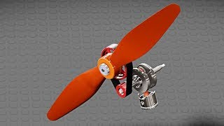 Quick Release Self-tightening Propeller Adaptor for Paramotor Engines – Dyirida's creations