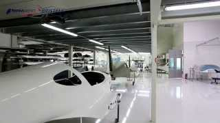 BRM AERO facility - where the dreams come true