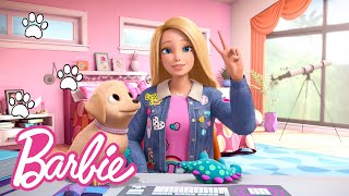 Taffys PUPPY VLOG and Music Video!  | Barbie Vlogs | @Barbie