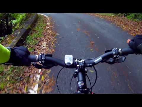 Fraser's Hill Cycling (Last 8 km Climbing)15/4/2017