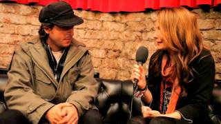 Carl Barat Interview 2010 Tour - Run with the boys