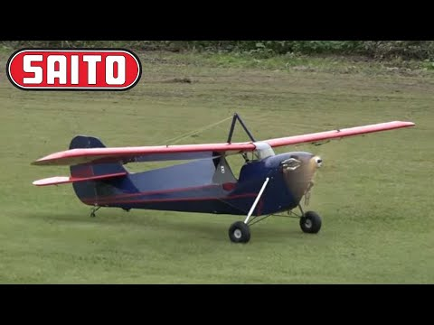 Aeronca @ SAITO エンジンフェスティバル 2015