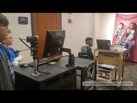Dorsett Shoals Elementary School Panther News