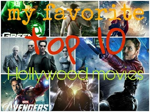 My top 10 hollywood movies in hindi poster action adventure all time
