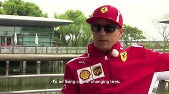 Kimi's Racebook 🤗