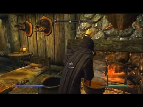 Skyrim: How to cure Vampirism [Full Tutorial]