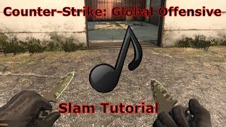 Counter-Strike: Global Offensive: Play Music Through Mic - Slam Tutorial