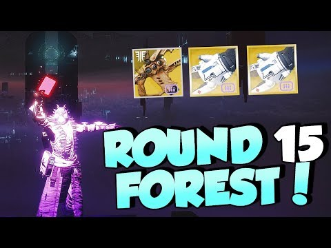 Round 15 Haunted Forest! Destiny 2 Festival of the Lost
