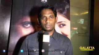 Director Anu Charan talks about Kirumi film