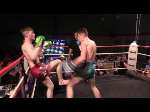 Shane McConnell vs Dan Butler - Machines on Fire