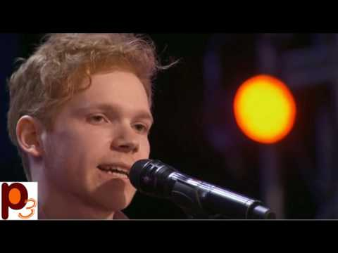 Chase Goehring Singer/Songwriter sings an original hit HURT @ America's Got Talent 2017
