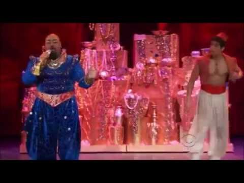 Aladdin on Broadway - A friend like me