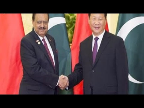 Pakistan Thanks China For Supporting NSG Membership