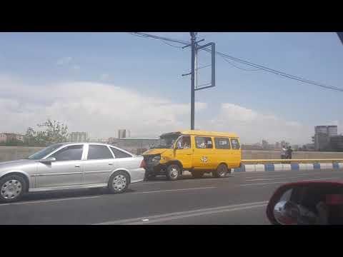 Весёлое утро в Ереване/по пути на работу/ шутим