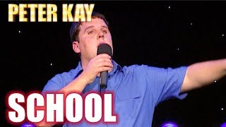 Back To School | Peter Kay: Live at the Top of the Tower