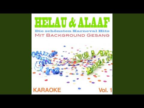 Herrlich ist die Fegerei (Fegerlied) (Premium Karaoke Version mit Background Gesang)...