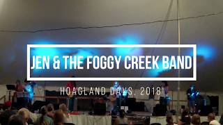Word Up (cover), Jen & the FOGGY CREEK BAND