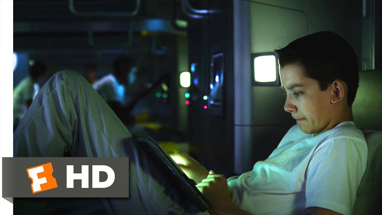 Download Ender's Game (1/10) Movie CLIP - The Mind Game (2013) HD