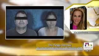 El Monstruo de Ecatepec / Feggy Ostrosky - Entrevista 12 de octubre