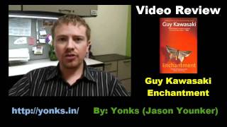 Enchantment by Guy Kawasaki | Video Book Review by Yonks.in
