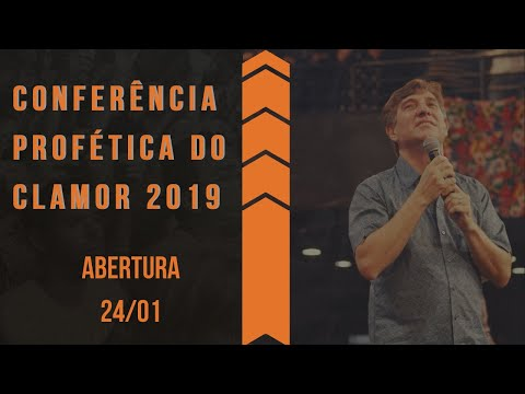 CONF. PROFÉTICA DO CLAMOR PELAS NAÇÕES 2019 | 24/01/2019 Mp3
