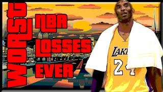 NBA Blowouts | The Worst NBA and Basketball Losses Ever
