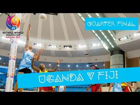 Uganda v Fiji | #NWYC2017