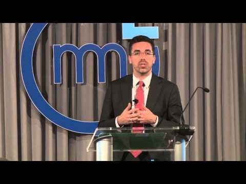 Jamie Bennett 2014 MML Speech