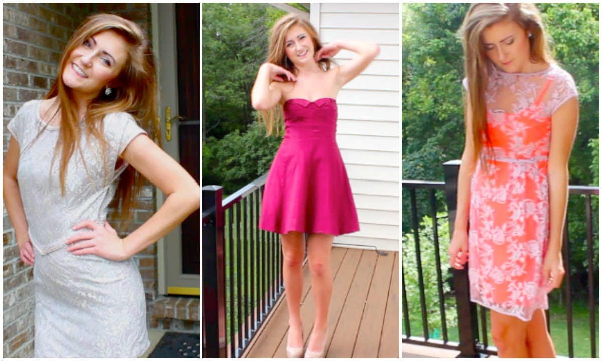 Style homecoming and formal dress ideas youtube