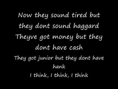 Long Time Gone Dixie Chicks Lyrics