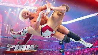 21 katastrophale Kollisionen mitten in der Luft:  WWE Fury