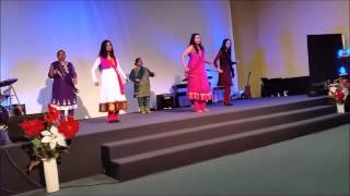 TERI JAI HO YESHU-CHRISTIAN DANCE-HINDI CHRISTIAN