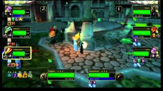 BlizzCon 2010 WoW Arena 3on3 Grand Final Complexity Red vS aAa Round 4 Replay Part 2/2