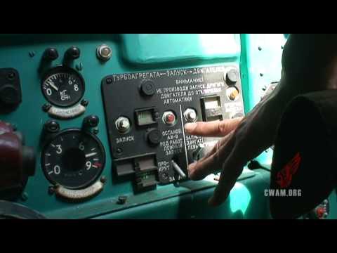Mi-24 Start-up Checklist
