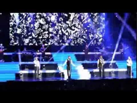 Boyzone BZ20 Tour 2013 Live