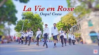 [KPOP IN PUBLIC] IZ*ONE (아이즈원) - 라비앙로즈 (La Vie En Rose) Dance cover by Oops! Crew From Vietnam