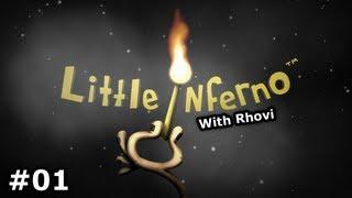 Rhovi - Little Inferno [Episódio 1] - Queimando todos os combos