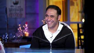 شيماء سيف: ''أنا بروح الجيم على طول''. . وعمرو مصطفى: ''أوعي تقولي كده تاني''